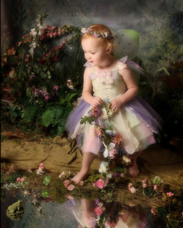 Fairy Experience photography