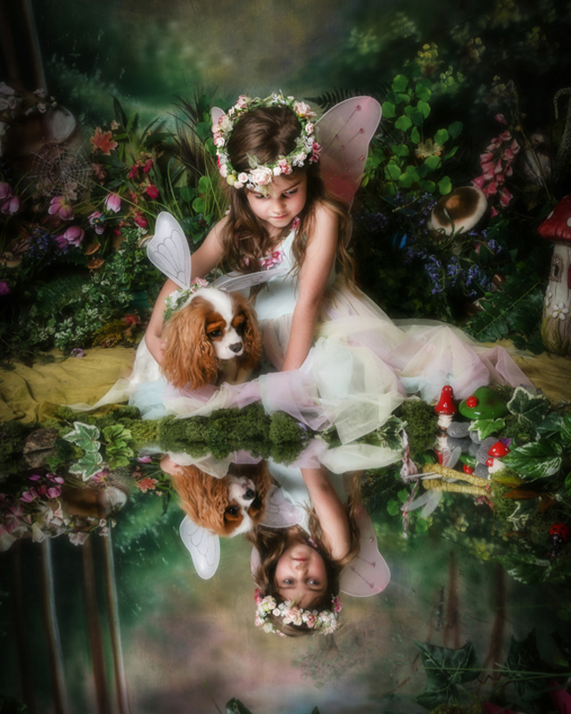 Fairy Experience with your pet