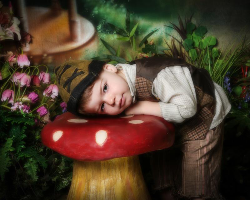 Fairy Experience with magic elves